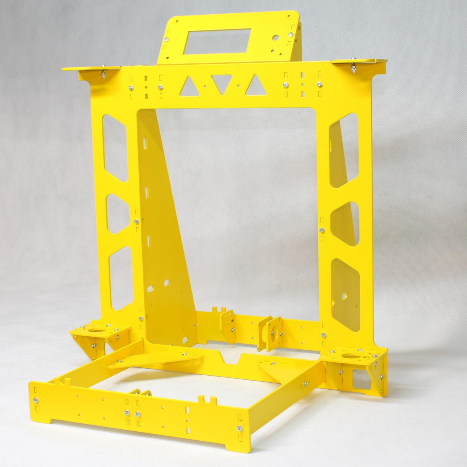Поездка на завод МЗТО, новый 3D принтер MZ3D-256 и экструдер МЗТО E3Dv6 - 6