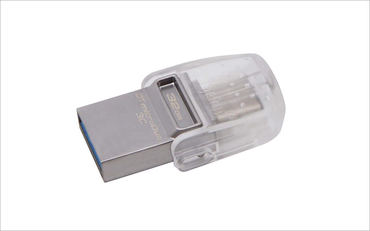 [Тестирование] USB накопитель Kingston с разъемом Type-C — DataTraveler microDuo 3C — емкостью 32 гигабайта - 4