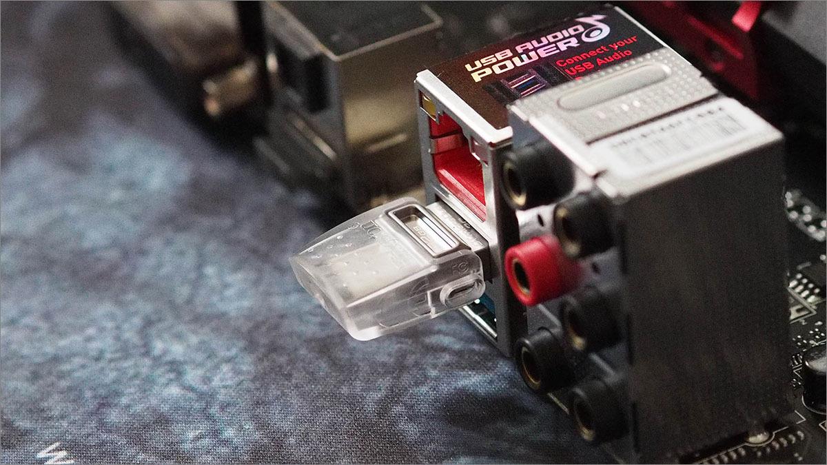 [Тестирование] USB накопитель Kingston с разъемом Type-C — DataTraveler microDuo 3C — емкостью 32 гигабайта - 7