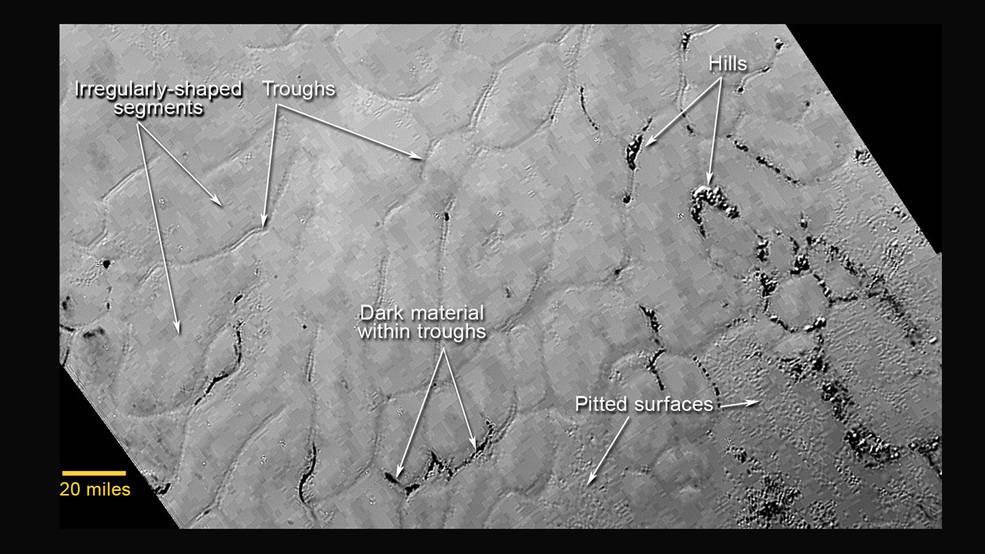 NASA выложило анимированное видео пролета New Horizons над Плутоном - 3
