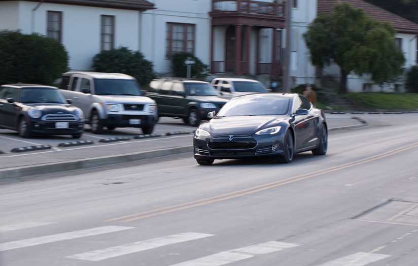 Tesla Model S P85D сможет ускоряться с 0 до ~100 км-ч всего за 2,8 секунды - 1