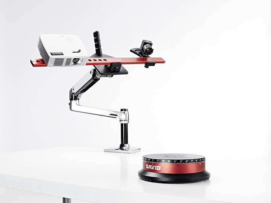 Почти DIY 3d сканер для дома - 11