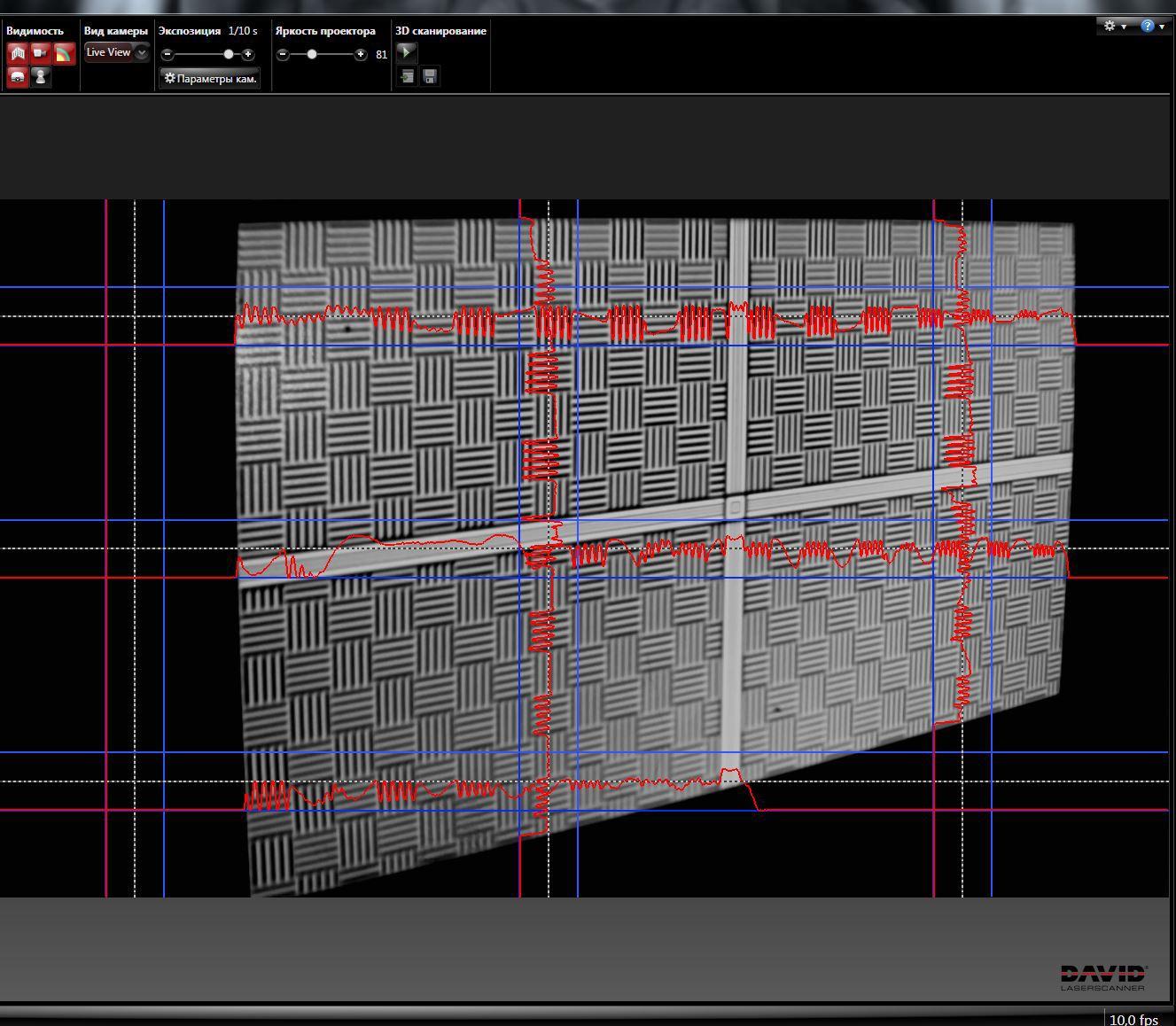 Почти DIY 3d сканер для дома - 21