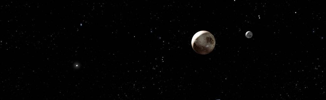 Сторонники теорий заговора уже успели объявить фейком экспедицию на Плутон - 1