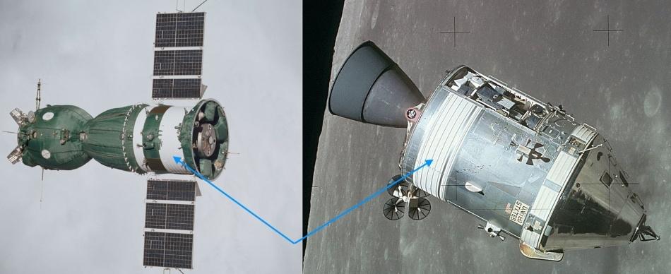 Такие похожие и такие разные «Союз» и «Аполлон» - 20