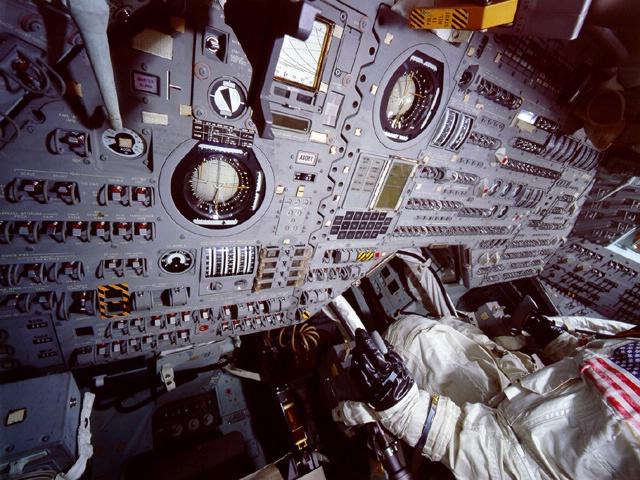 Такие похожие и такие разные «Союз» и «Аполлон» - 25