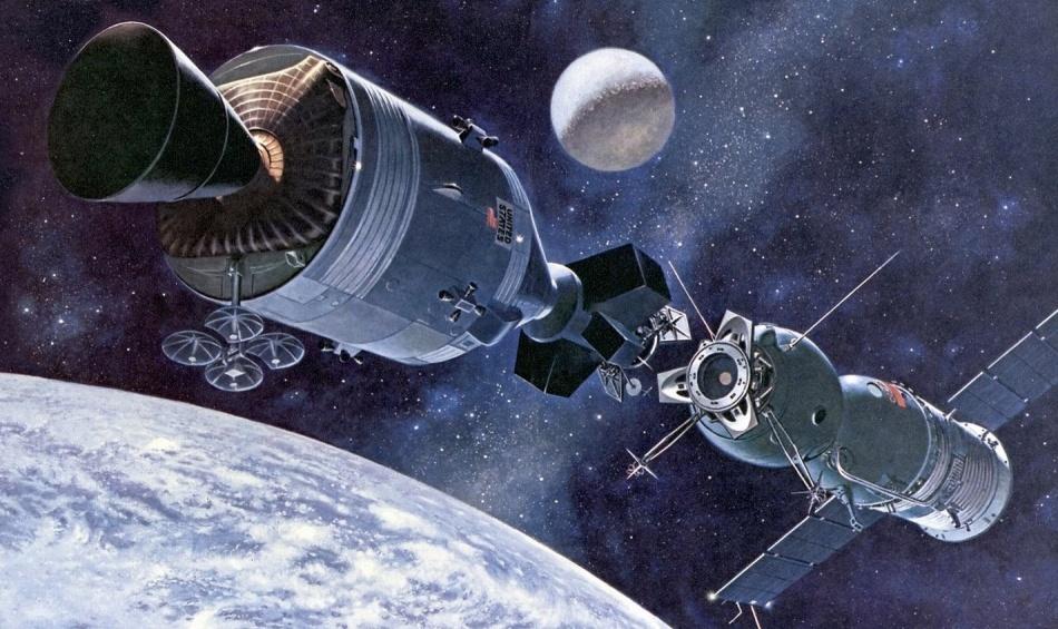 Такие похожие и такие разные «Союз» и «Аполлон» - 1