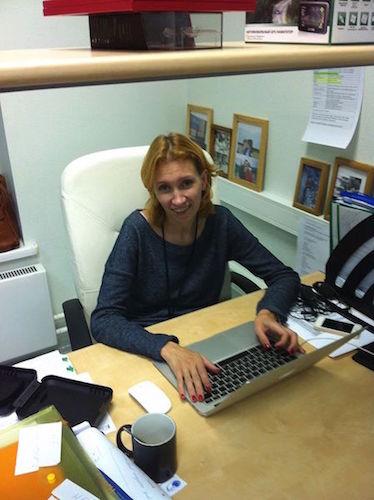 Как работают профессионалы. Марина Рожкова, основатель и директор одноименного брендингового агентства - 1