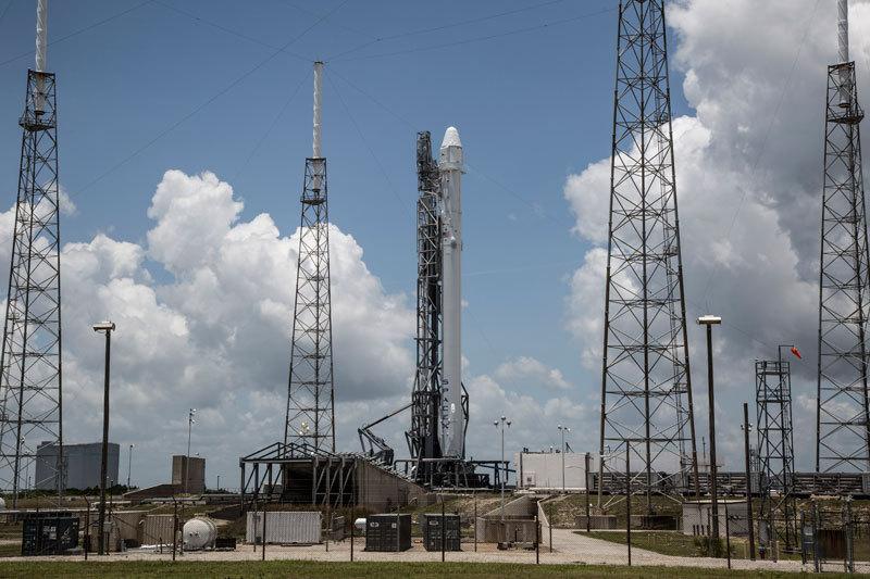 Маск уточнил предварительную причину аварии SpaceX CRS-7 - 1