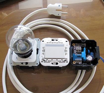 Мой умный выключатель или как я сделал девайс для умного дома без опыта разработки электроники, проживая в деревне в Индонезии - 11
