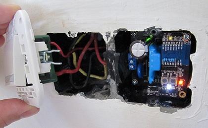 Мой умный выключатель или как я сделал девайс для умного дома без опыта разработки электроники, проживая в деревне в Индонезии - 15