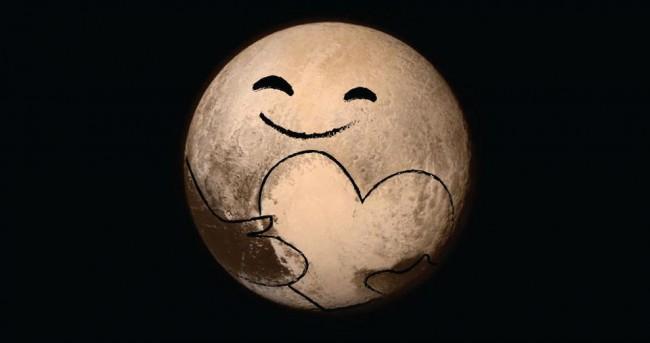 На «сердце» Плутона обнаружен второй горный хребет - 1