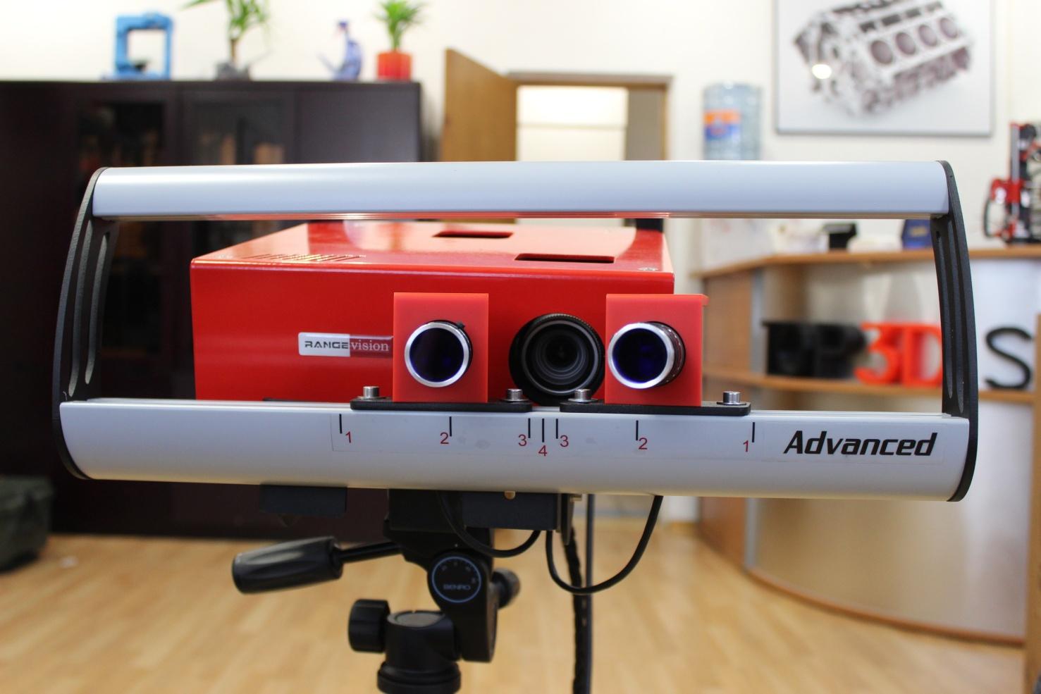 Обзор российского 3D-сканера RangeVision Advanced - 11