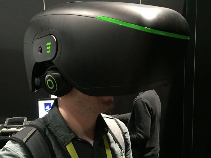 Nokia шлем виртуальной реальности
