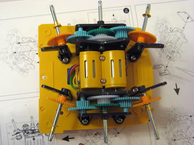Робот-конструктор «Хватоход» - 15