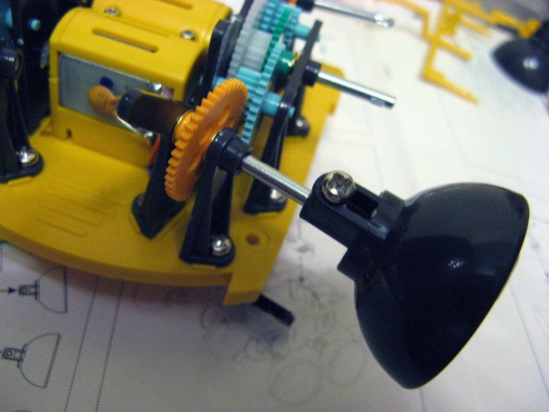 Робот-конструктор «Хватоход» - 16