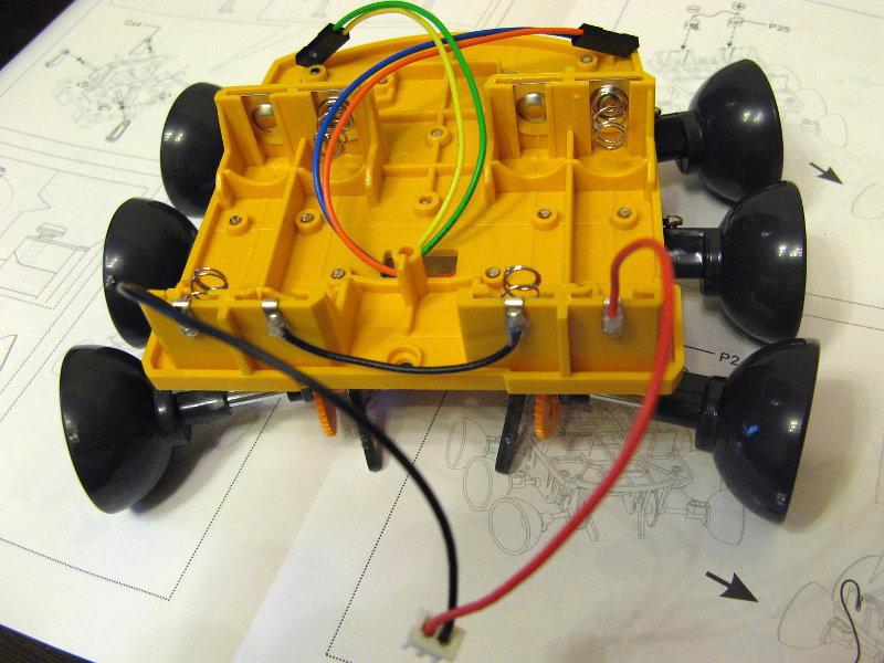 Робот-конструктор «Хватоход» - 19