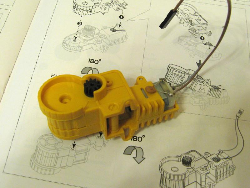 Робот-конструктор «Хватоход» - 24