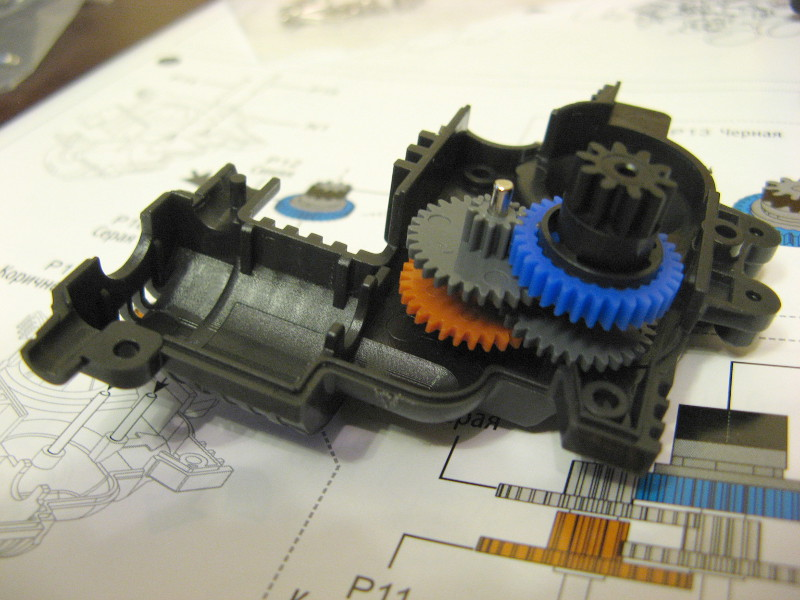 Робот-конструктор «Хватоход» - 26