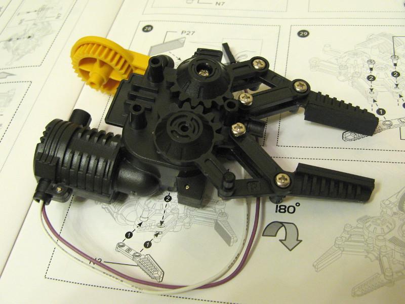Робот-конструктор «Хватоход» - 30
