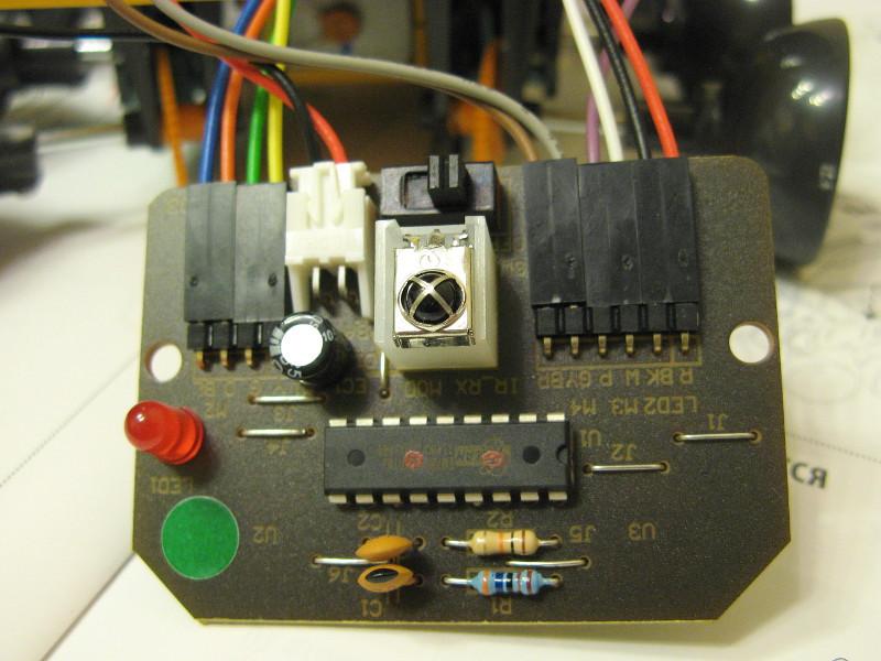 Робот-конструктор «Хватоход» - 34