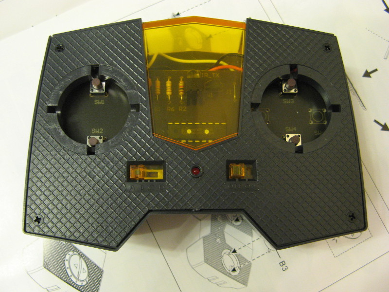 Робот-конструктор «Хватоход» - 45