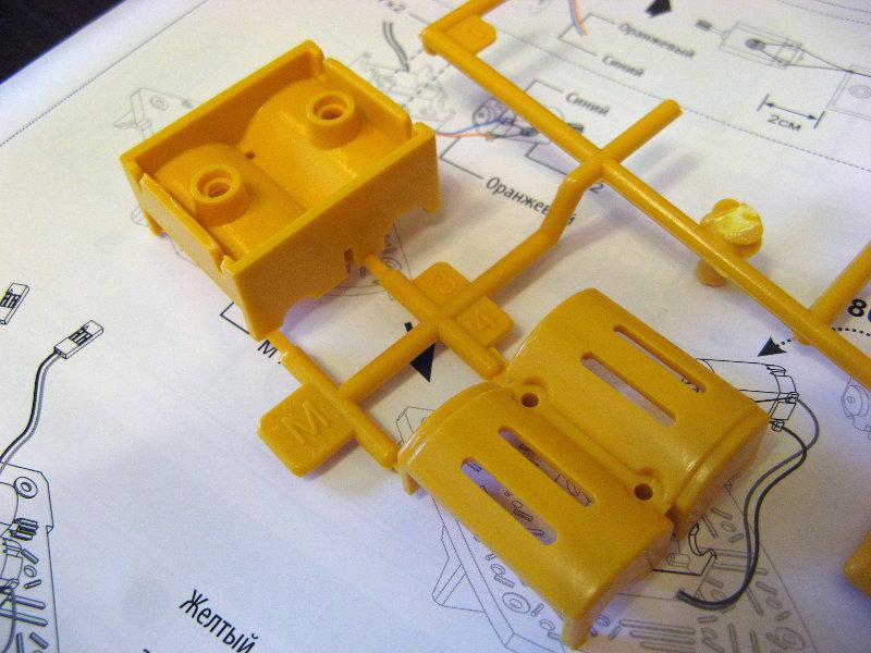 Робот-конструктор «Хватоход» - 8