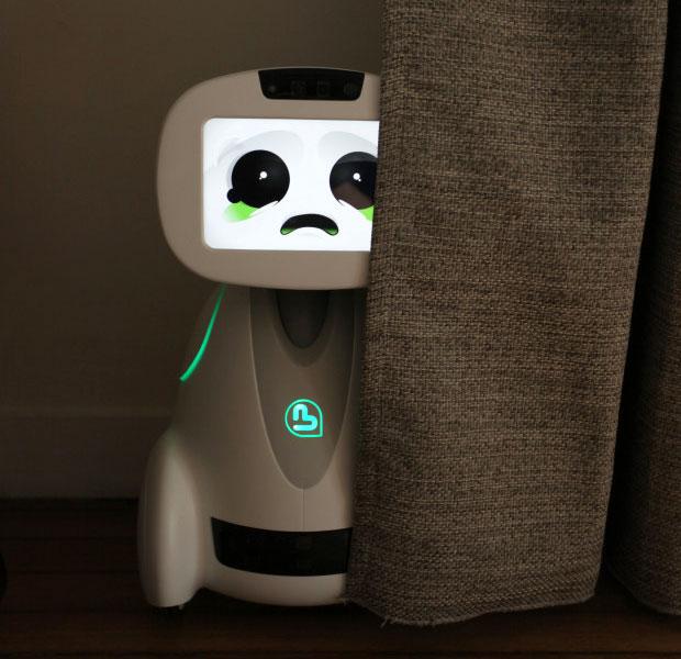 Возможности робота Buddy могут расширяться за счет добавления новых приложений