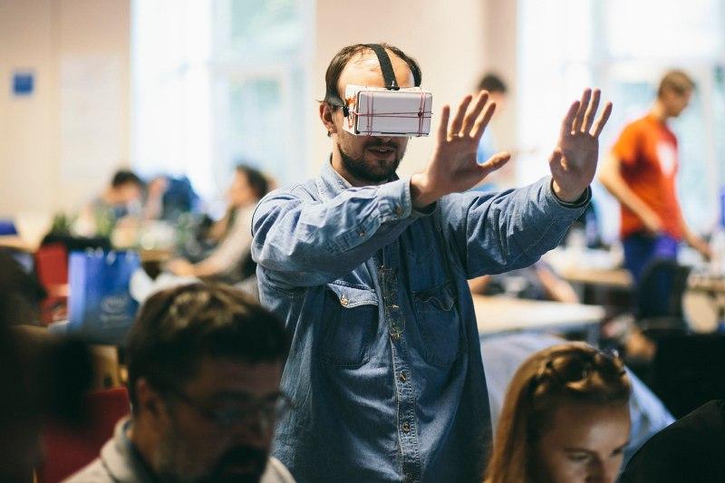 Intel IoT Roadshow или виртуальная реальность в реальном мире - 7