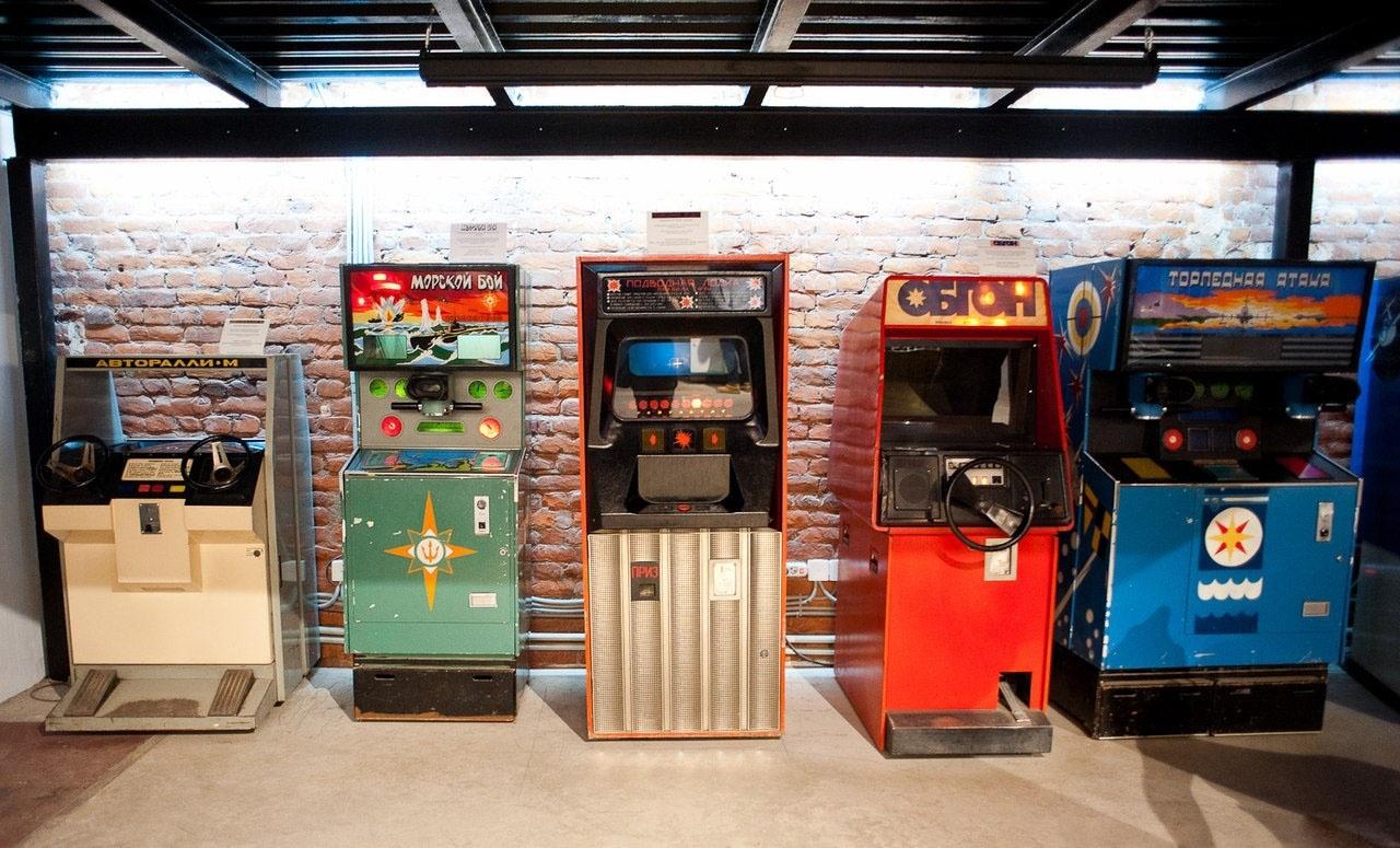 Советские игровые автоматы - 2
