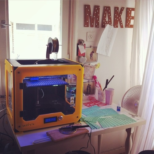 2000 часов печати или 3D-принтер — ваш личный кутюрье - 13