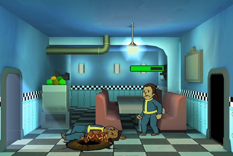 Fallout Shelter для Android OS появится 13 августа - 1