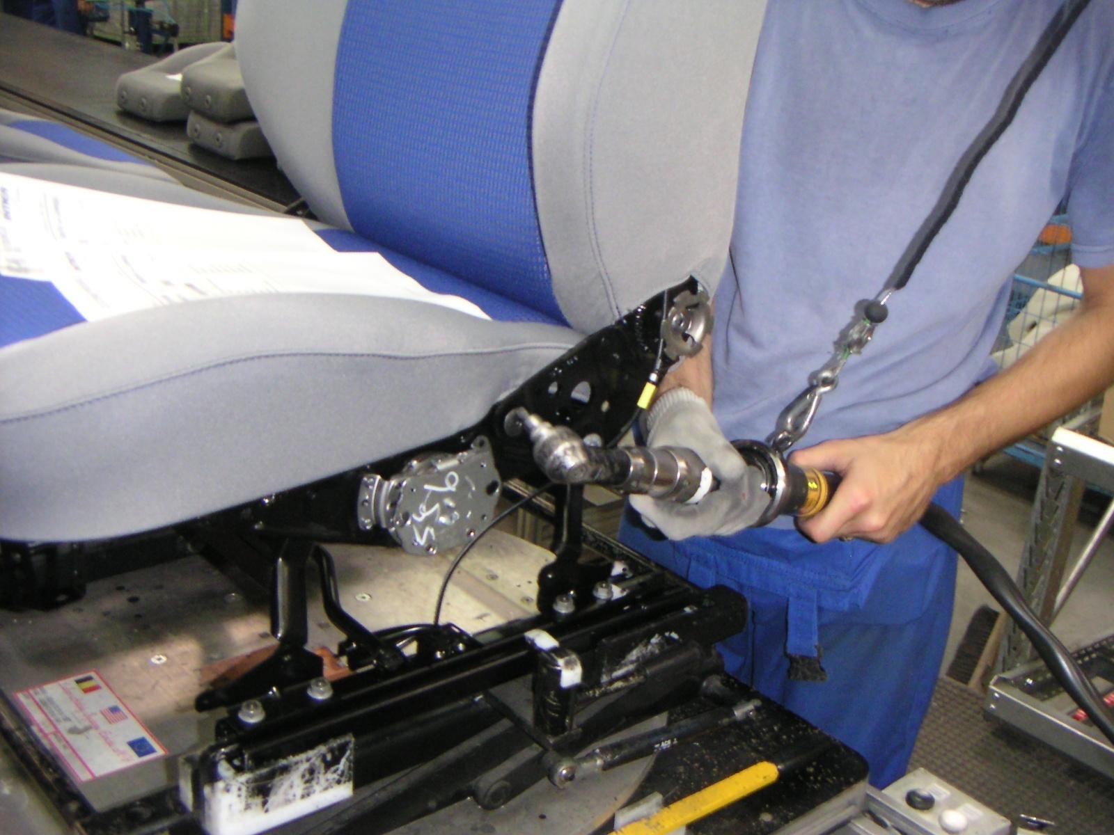 JiT-JiS SCM или «Как делают Автомобили» - 17