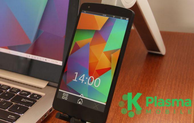Plasma Mobile: еще одна мобильная ОС от разработчиков KDE - 1