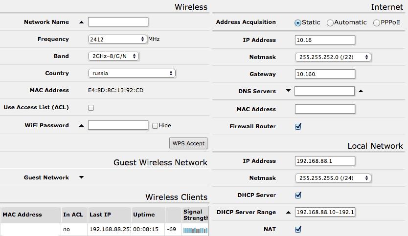 MikroTik hAP lite – маленький WiFi роутер с большими возможностями - 4