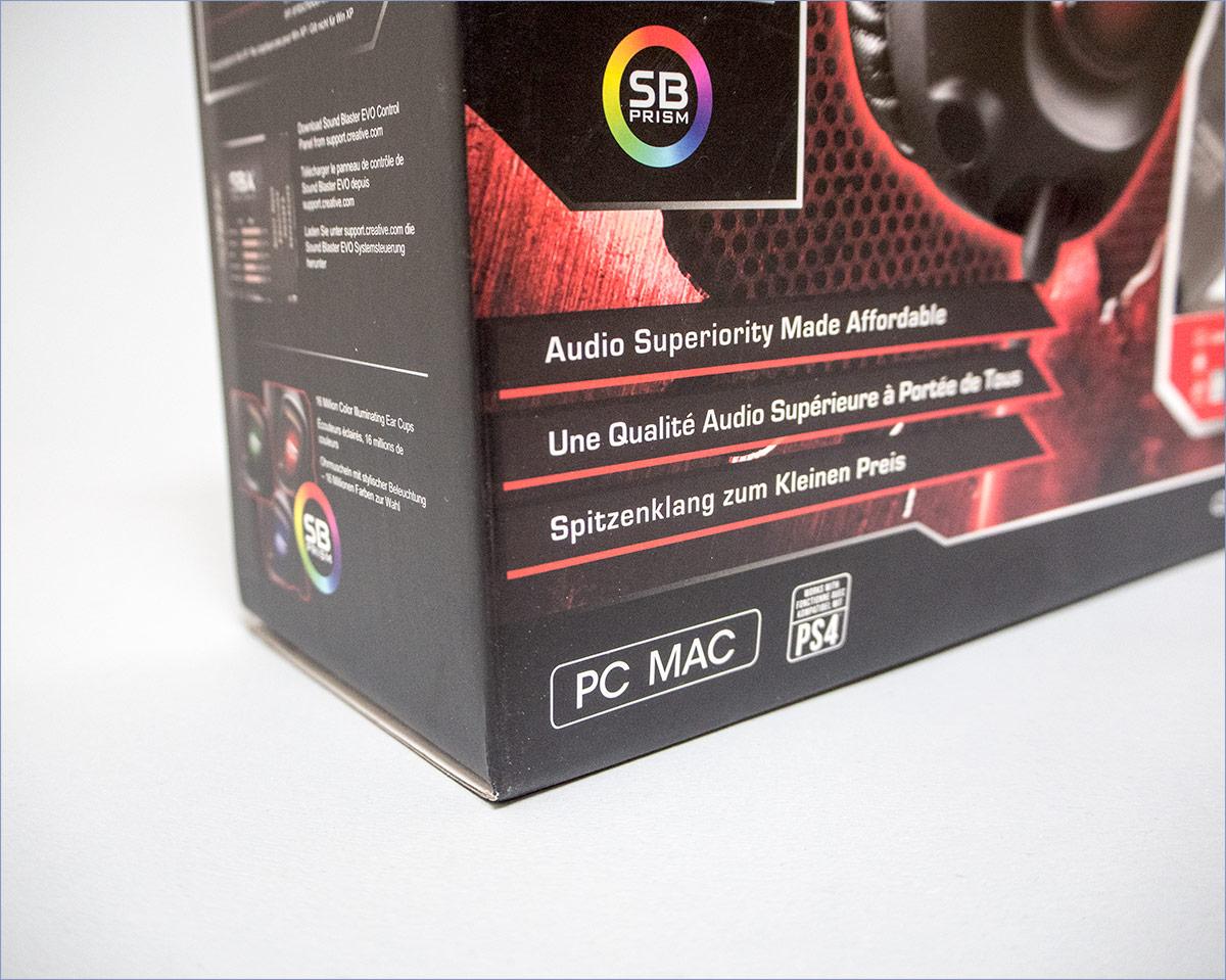 Личный опыт: Creative SoundBlaster Tactic 3D Rage v2 - 2