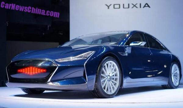 The Youxia X будет предлагаться по цене от $32 тыс. до $48 тыс