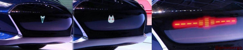 Китайская компания «Youxia» практически полностью скопировала электромобиль «Tesla» - 5