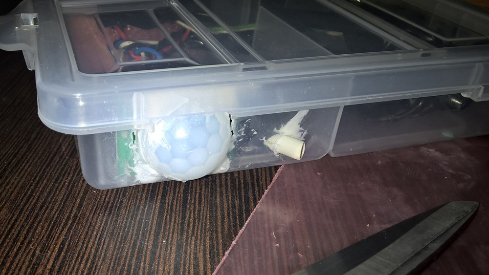 «Почти умный» тёплый пол на Arduino - 13