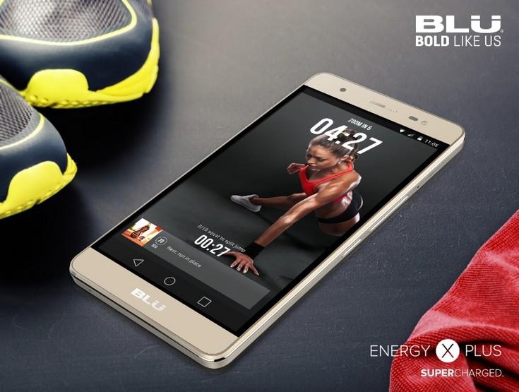 Blu Energy X Plus и Vivo Selfie