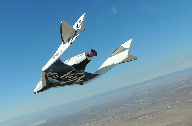 В крушении космического корабля SpaceShipTwo виноват погибший пилот: выводы комиссии - 1