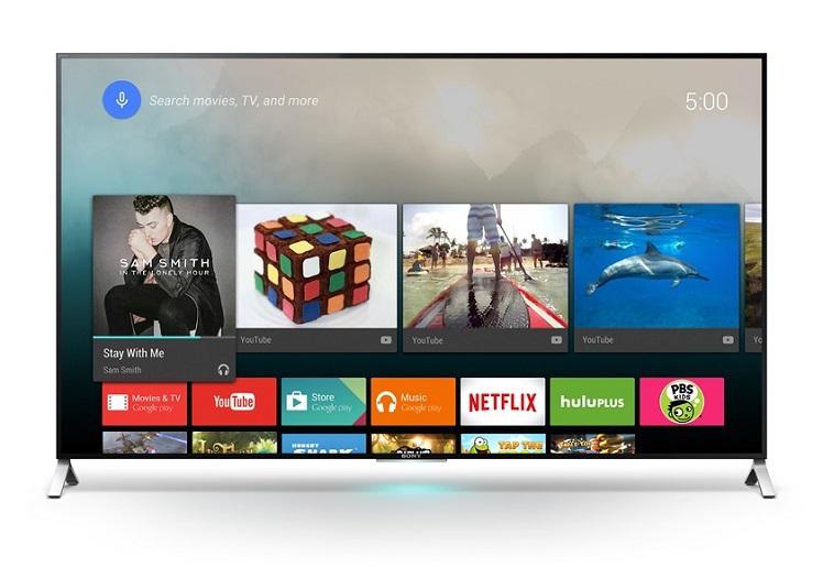 Возможности и перспективы Android TV - 1