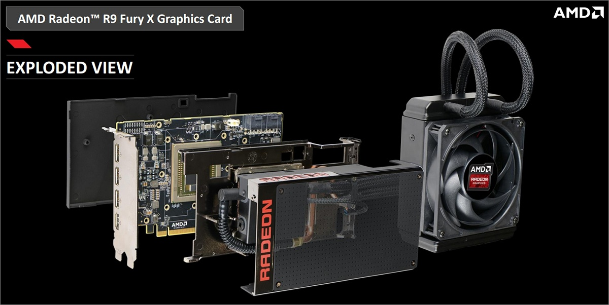La furia roja. Обзор видеокарты AMD Radeon Fury X - 6