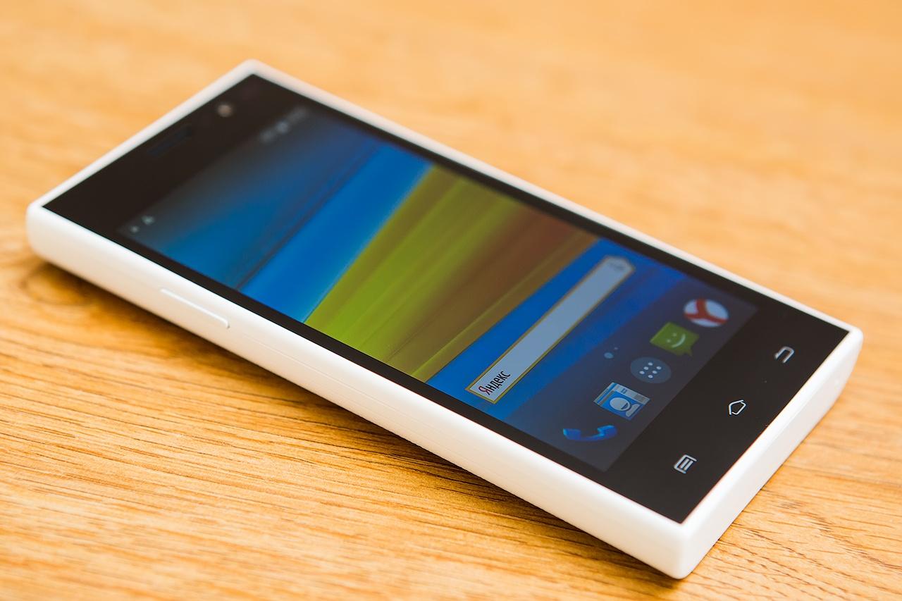 [Женский взгляд] Смартфон DEXP Ixion XL145 Snatch с батарейкой на 4000 мАч - 20