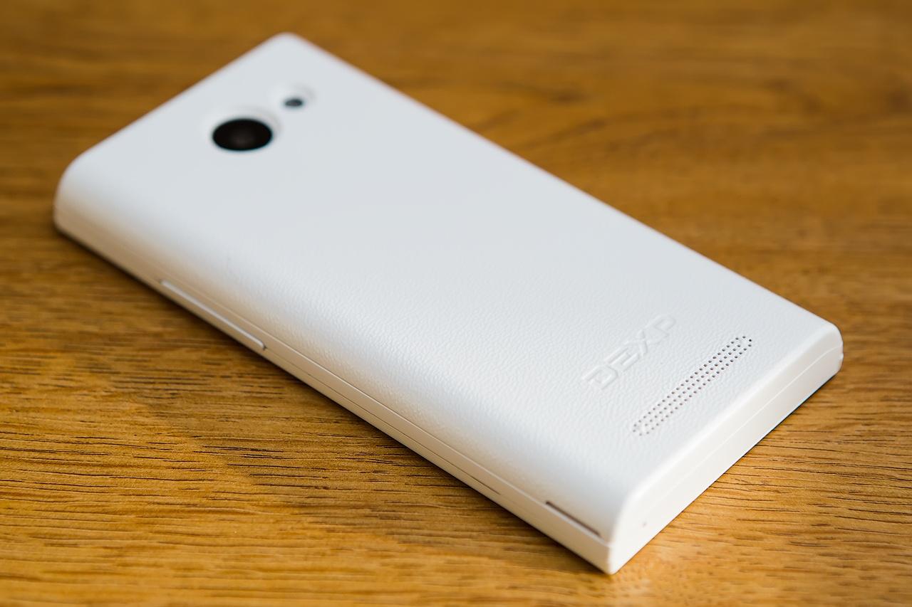 [Женский взгляд] Смартфон DEXP Ixion XL145 Snatch с батарейкой на 4000 мАч - 7