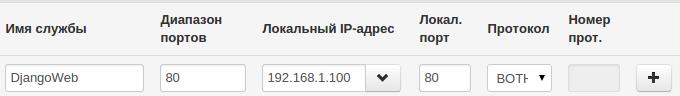 Компактный сервер для Django приложений - 14