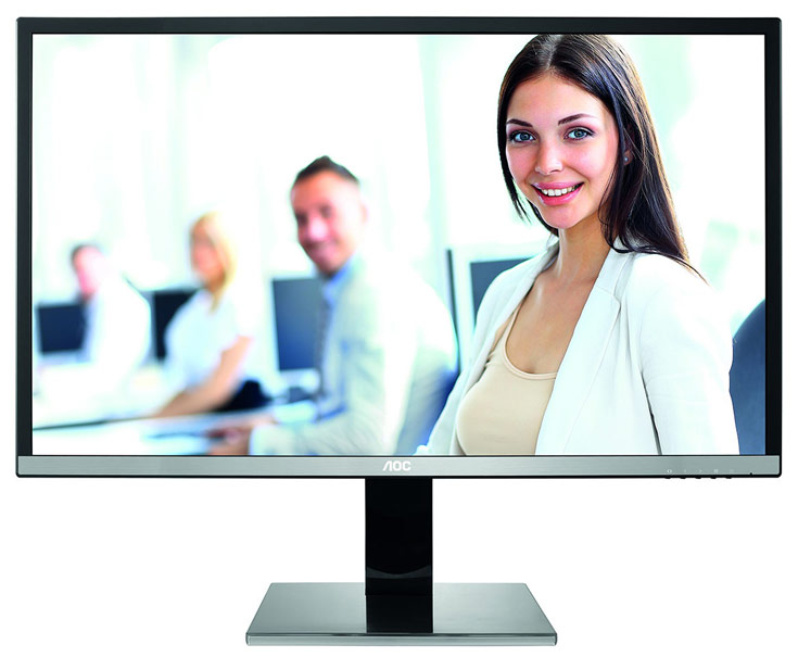В мониторе AOC U3277PQU используется 32-дюймовая панель типа IPS