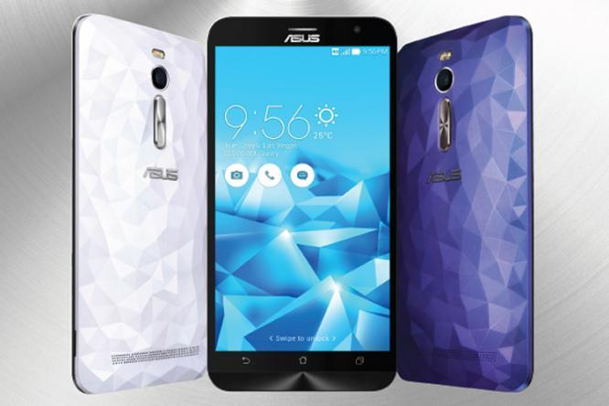 Смартфоны Asus Zenfone 2 Laser и Zenfone 2 Deluxe мало отличаются от своих собратьев