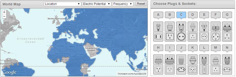 Мир розеток: как зарядить гаджеты в разных странах мира - 18