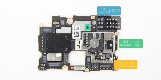 IT168 разобрали смартфон OnePlus 2